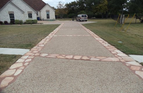 Round Rock TX Concrete Contractor